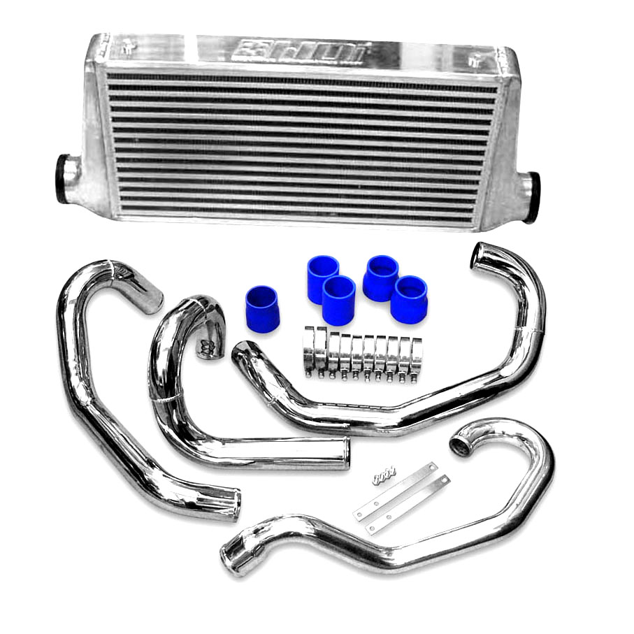 INDUCTION COOLING - Subaru front mount intercooler