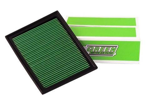 Green Cotton air filters