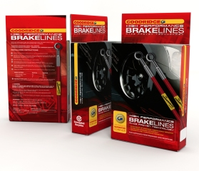 Goodrich  Braided Brake Hoses