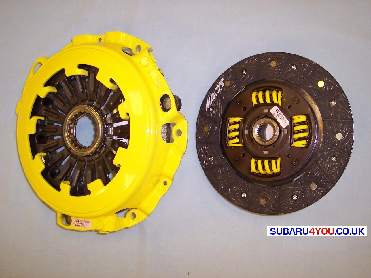 ACT Clutch kits SB3-HDSS