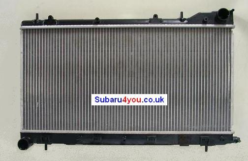 Subaru radiators
