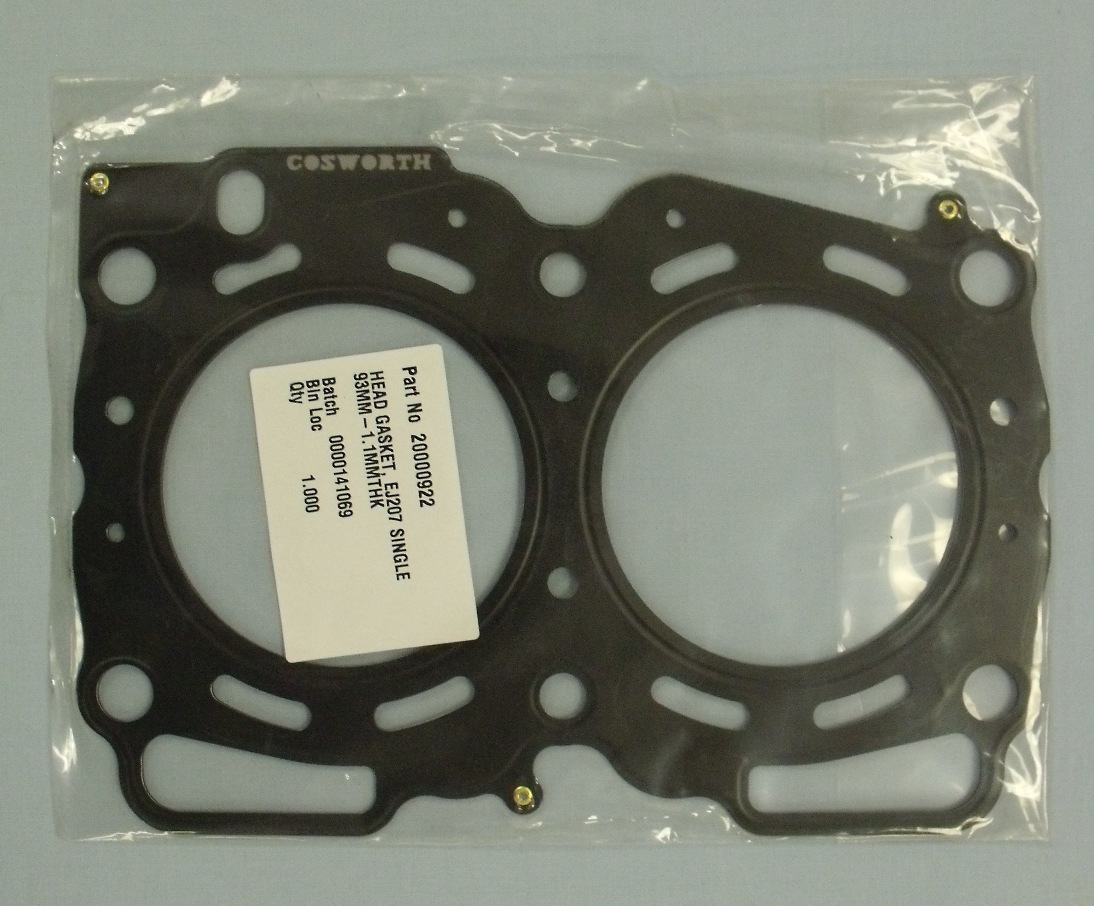 Subaru 4 you - Engine Parts - Cosworth Head Gasket Subaru 2 0