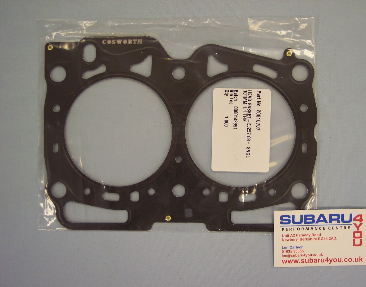 Cosworth 2.5 Subaru Head Gaskets