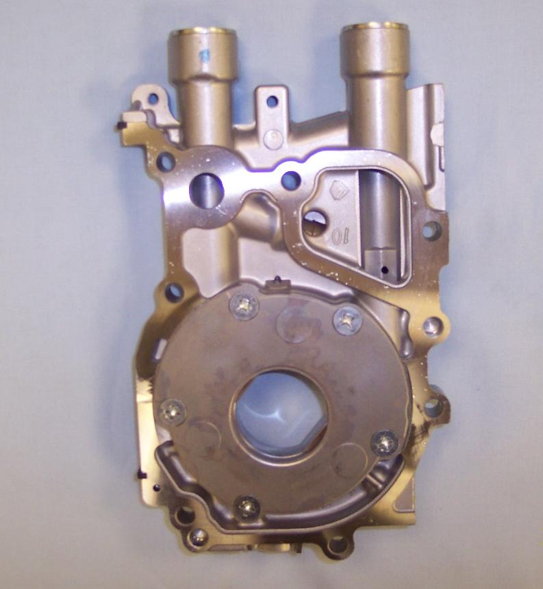 Subaru modified 11mm oil pump