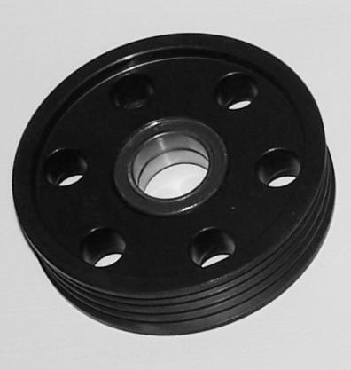 Lightened Lightweight Pulleys