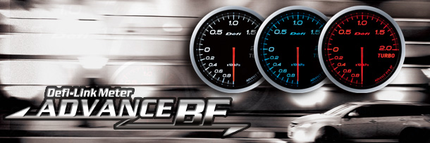 Defi Advance BF Gauges