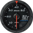 defi advance cr fuel pressure gauge 52mm Black £192