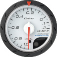 defi advance cr inlet manifold pressure gauge 52mm