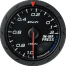 defi advance cr inlet manifold pressure gauge 60mm