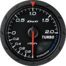 defi gauge Advance CR turbo boost pressure 60mm black