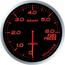defi gauge red-amber Fuel pressure