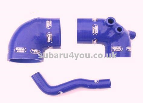 Samco Turbo Elbow Kit Subaru Impreza 1992-