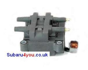 Subaru Coil Pack 4 way 22433AA430