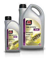 Millers 75W90 Competition Gear oil