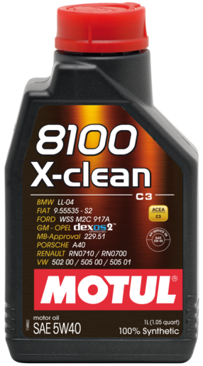 Motul 6100 Synergie semi synthetic 10W-40 Engine Oil