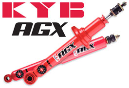 kyb adjustable shock