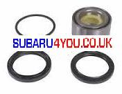 Subaru Front wheel bearing press in type