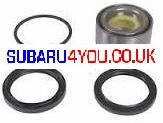 Subaru Rear wheel bearing press in type